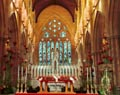 Main Alter, St Marys Cathedral Sydney
